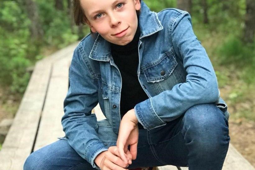 KUULA JA NAUDI! 14aastane Andreas Poom andis välja debüütsingli