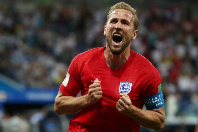 Harry Kane tõi inglastele üleminutitel dramaatilise võidu!