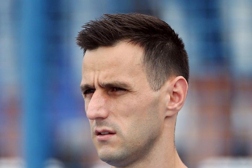 KOJU! Horvaatia peatreener eemaldas ründaja meeskonnast!