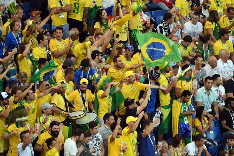 ÕL ROSTOVIS | Kas Brasiilia fännid on nii ülbed, et neile kõlbab ainult omade eduseis?