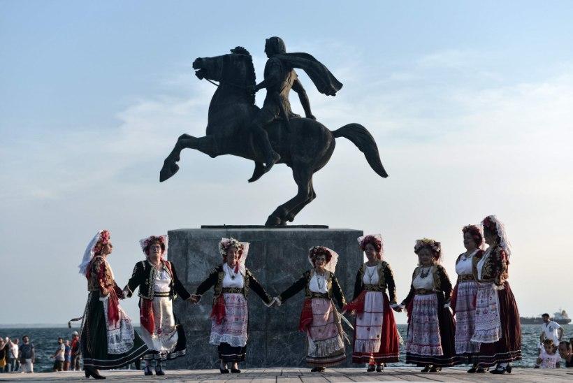 KELLELE KUULUB ALEKSANDER SUUR? Kreeka-Makedoonia nimekokkuleppe taga peitub sügav kultuuriline uhkus ja põlgus
