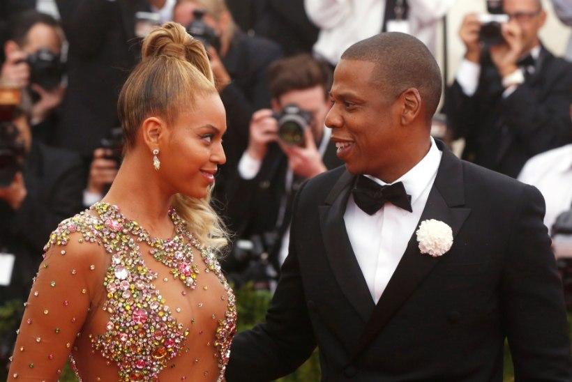 Beyoncé ja tema mees rõõmustasid fänne esimese ühise albumiga