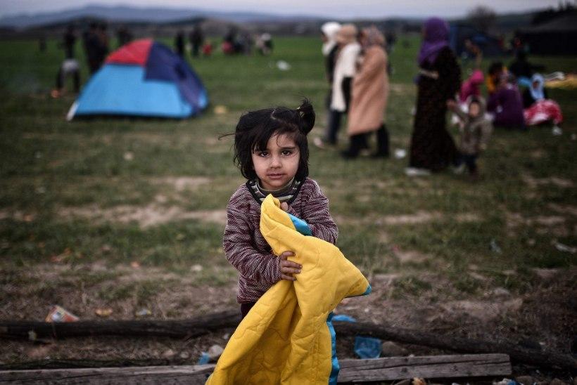 ÜRO värske aruanne: maailmas on 68,5 miljonit põgenikku
