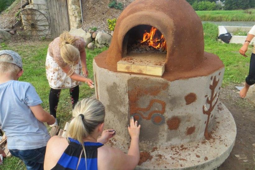 TEE ISE | Oma aia savist kuppelahjus saab valmistada nii pitsat kui pirukat