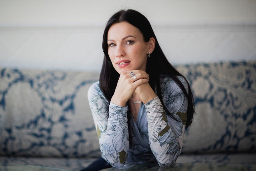 Silvia Ilves: lähedased on pahased, et rääkisin oma elust ilustamata ja ausalt