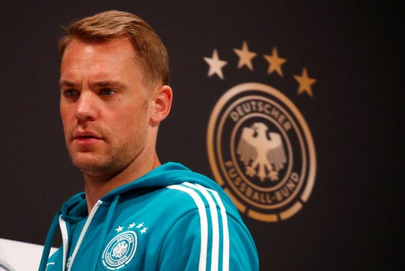 Manuel Neuer eitab kuulujutte: meeskonnas pole lõhet