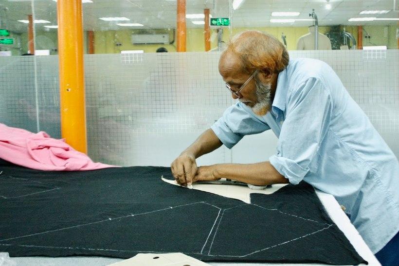 GALERII | Reet Aus päästab 5 tonni tekstiilijäätmeid!