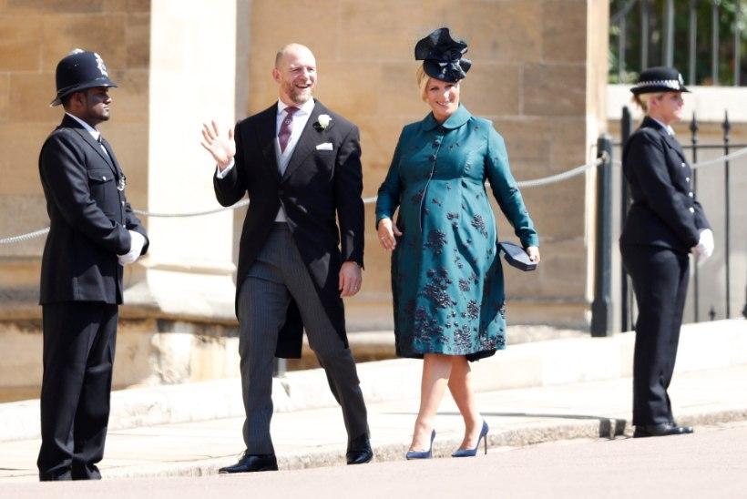 Printsess Anne'i tütar Zara Tindall sai teise lapse
