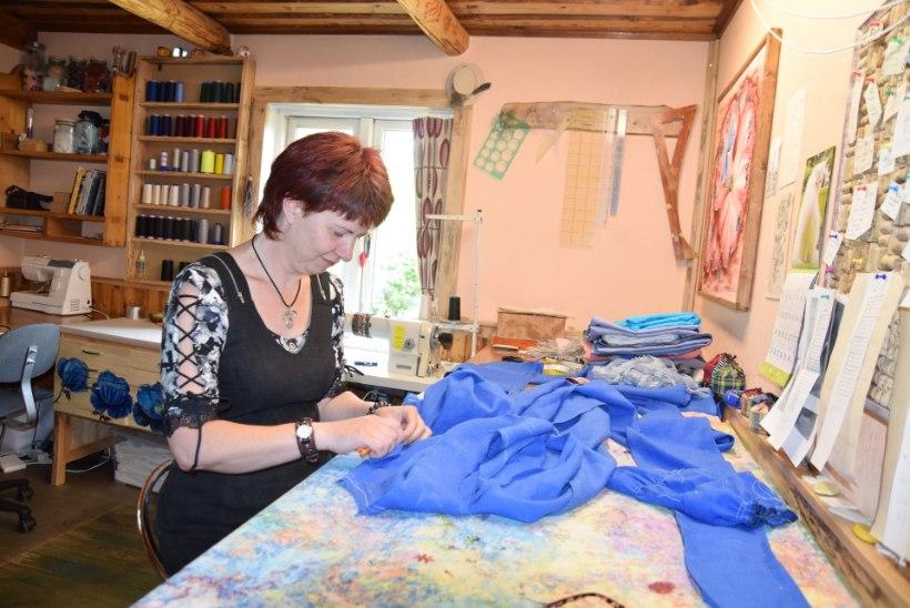 Nõgese käsitöötalu pererahvas: teeme seda, mida hing ihkab
