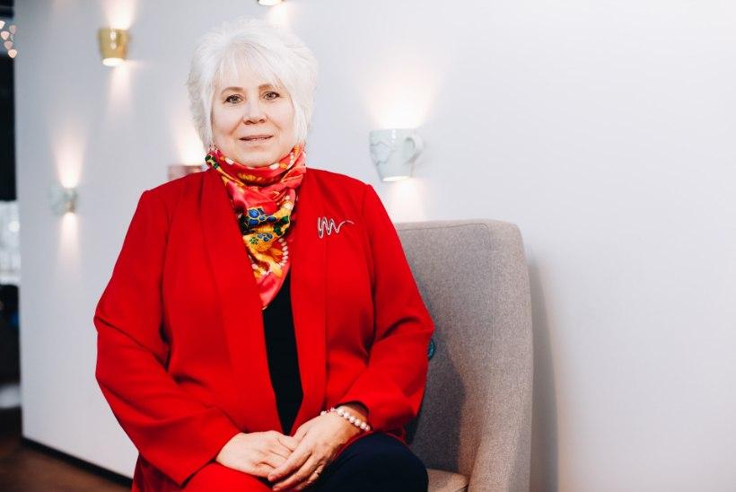 Marina Kaljurand liitus sotsiaaldemokraatidega