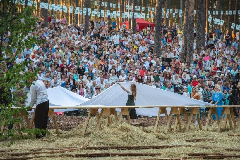 GALERII | Tuhanded võrokesed juubeldasid Umal Pidol