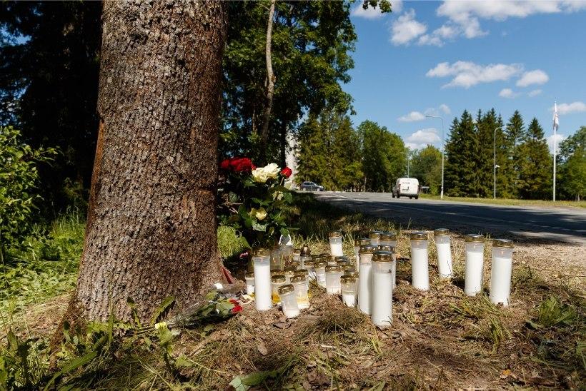 FOTOD JA VIDEO SÜNDMUSKOHALT | Raplamaal juhtunud liiklusõnnetuses hukkus kaks inimest