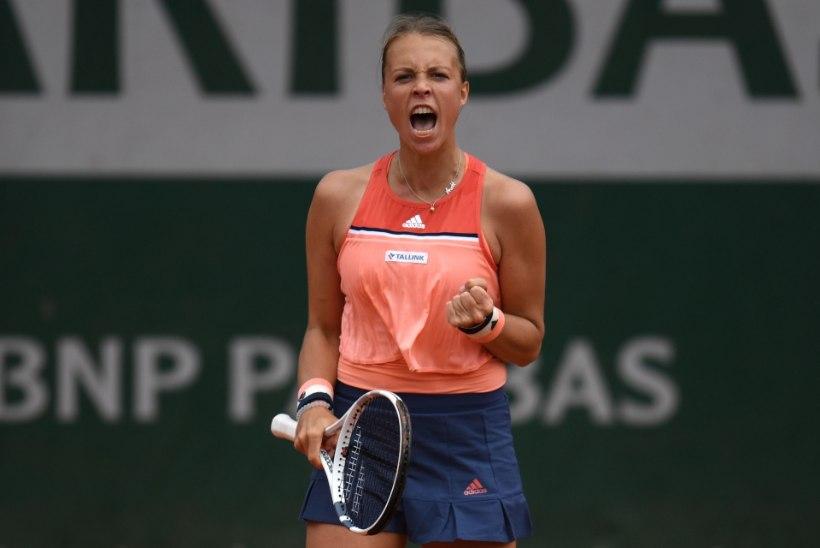 Anett Kontaveit läheb neljanda ringis vastamisi mulluse US Openi võitjaga