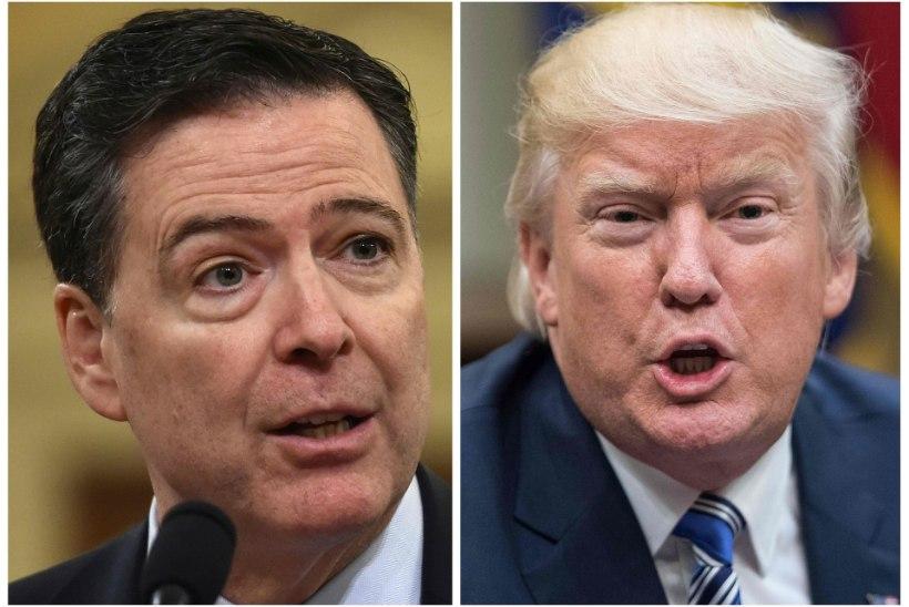 FBI EKSJUHT: president Donald Trump valetab kogu aeg