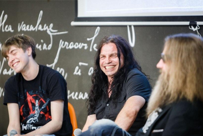 GALERII | 52 minutit head rokki! Must Hunt esitles oma esimest albumit