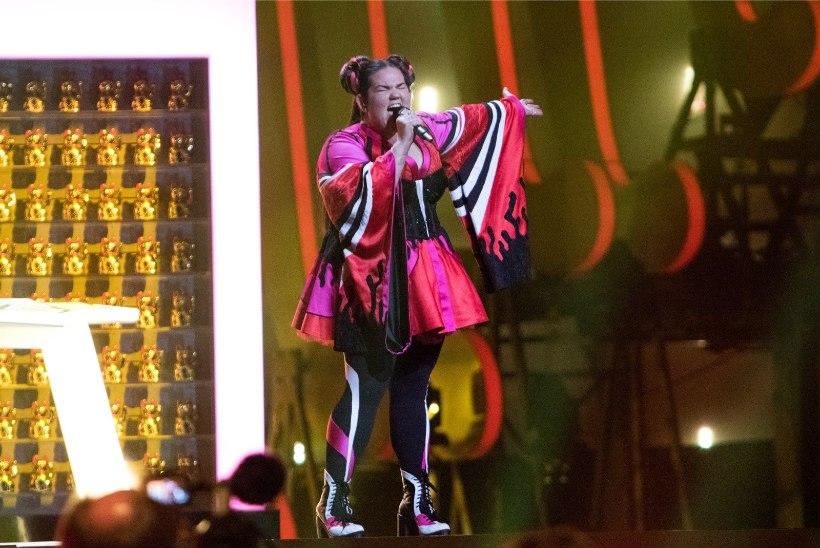 Järgmise aasta Eurovision toimub kindlasti Iisraelis