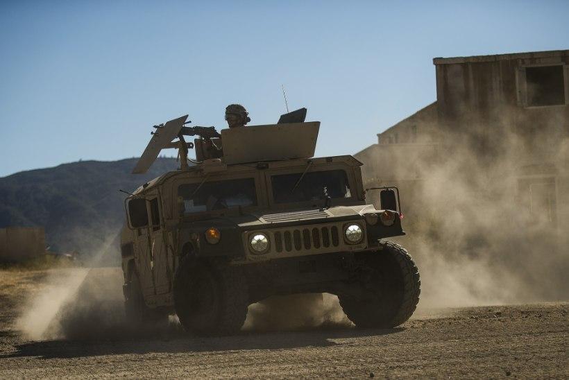 Järgmise generatsiooni sõjaväedžiip: rohkem võimsust, soomust ja maastikuvõimekust