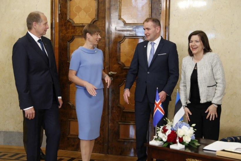GALERII | President Kaljulaid: Islandil on eestlaste südames väga eriline koht