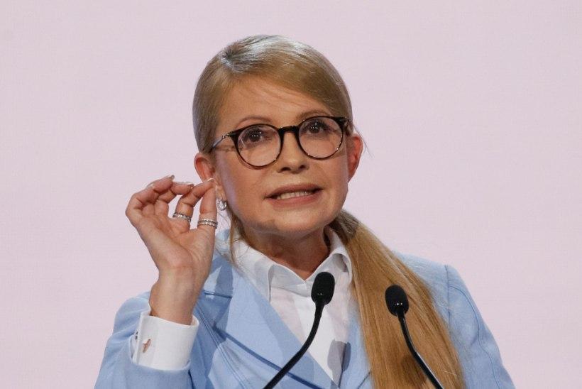 Tõmošenko kavatseb Ukraina presidendiks kandideerida