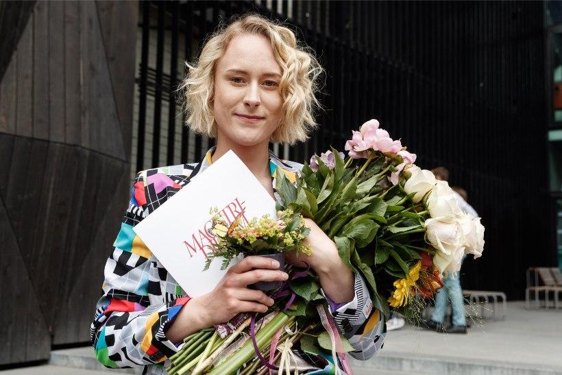 FOTOD | Jan Uuspõllu tütar Laura Lisete sai magistrikraadi: doktorantuuri lähen välismaale tegema