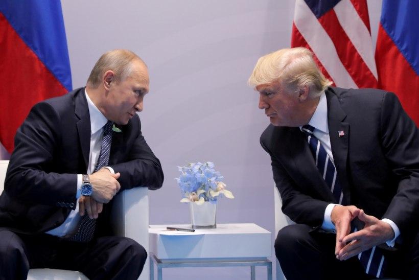 Trump ja Putin plaanivad kohtuda juulis