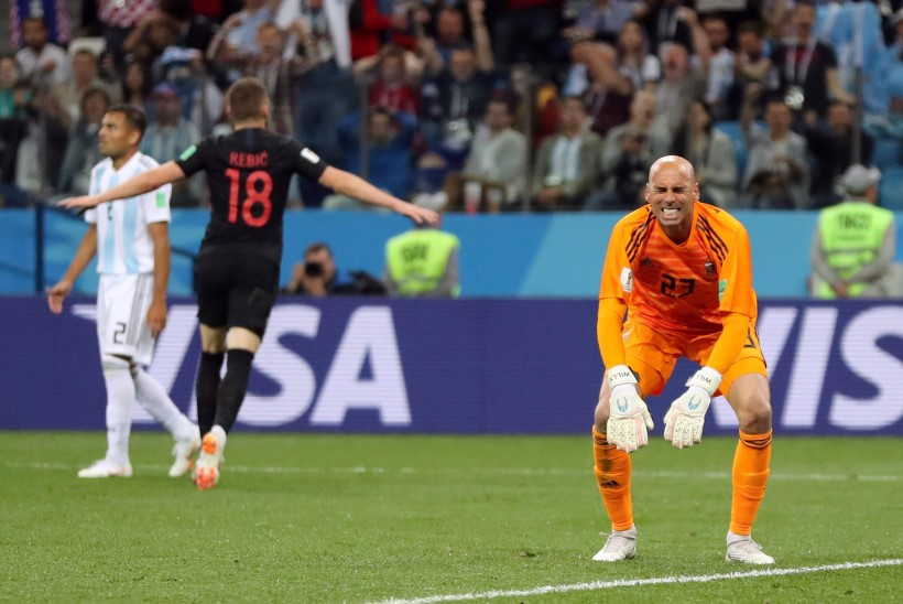 1fdb326f1c7 ŽIVIO HRVATSKA! Horvaatia lükkas Messi ja Argentina kuristiku äärele ...