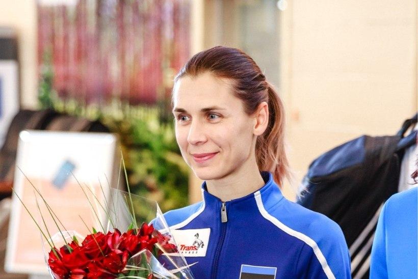 SÄRAV! Irina Embrich tõusis Eesti tituleerituimaks sportlaseks