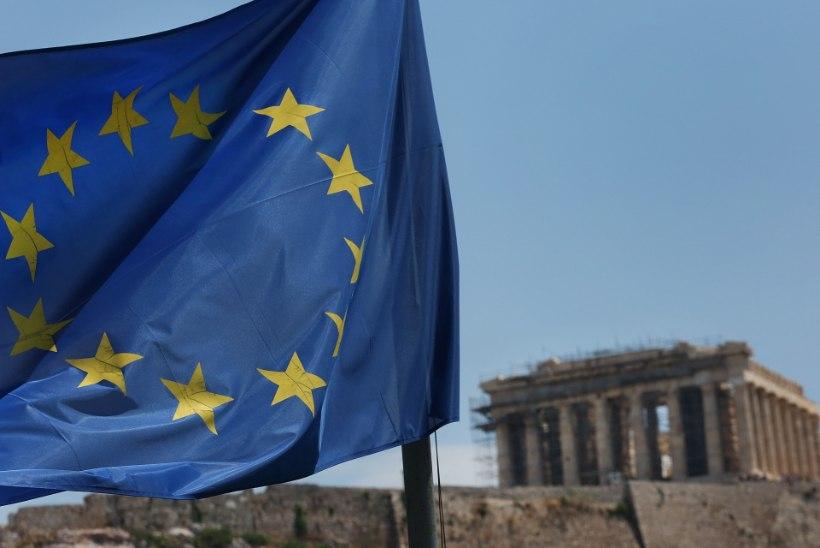 Augustis lõpeb euroliidu abiprogramm Kreekale
