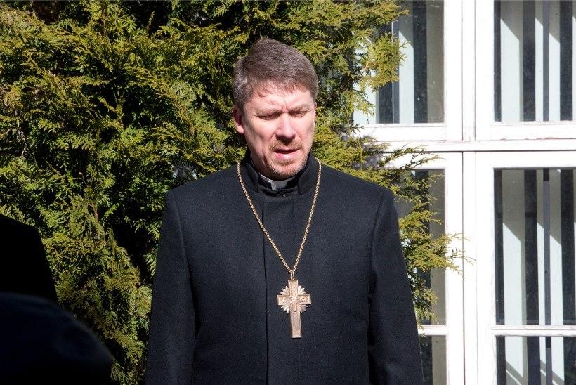 Peapiiskop Viilma võidupüha kõnes: elada ja surra millegi nimel tähendab oma elu mõtestamist