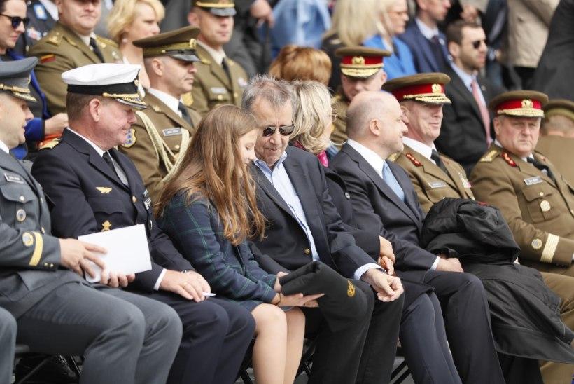 Toomas Hendrik Ilves tõi välja kolm asja, mis on Eesti kaitsepoliitikas sama olulised nagu 1919. aastal