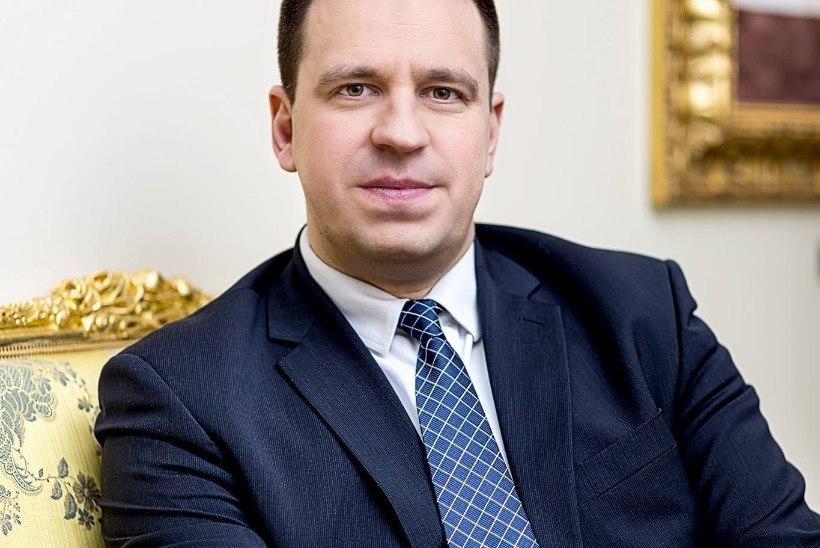 Ratas: me kõik kanname vastutust vaba Eesti hoidmisel ja edasiviimisel