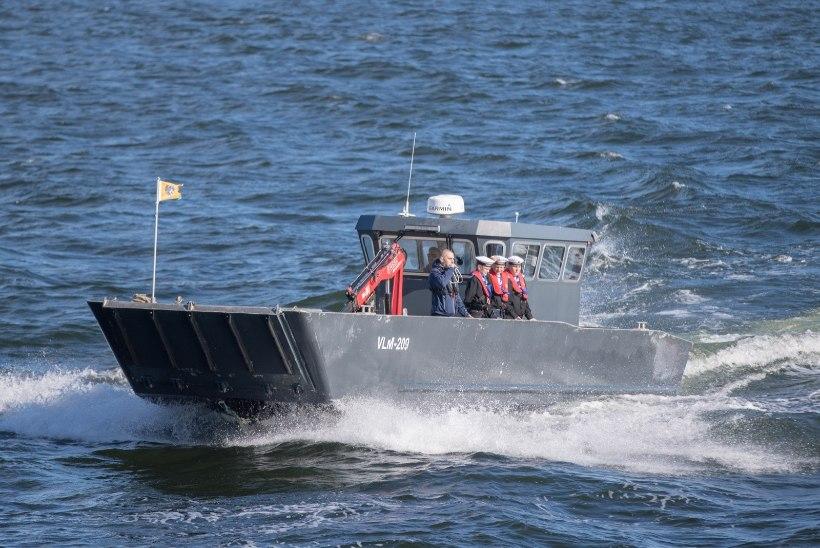 GALERII | Tallinna lahel toimus uhke võidupüha mereparaad