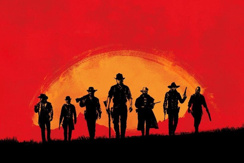 """HÕISSA KAUBOI! """"Red Dead Redemption 2"""" võib siiski ka arvutimänguriteni jõuda"""