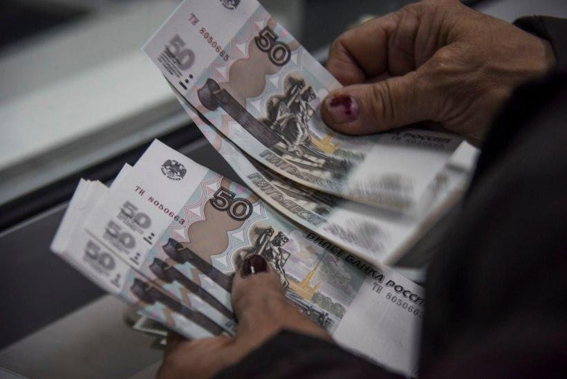 Venemaal tõuseb keskmine pension 209 euroni kuus