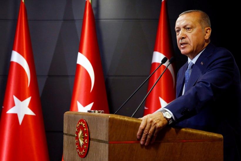 SÕBRAD: Putin õnnitles Erdogani valimisvõidu puhul