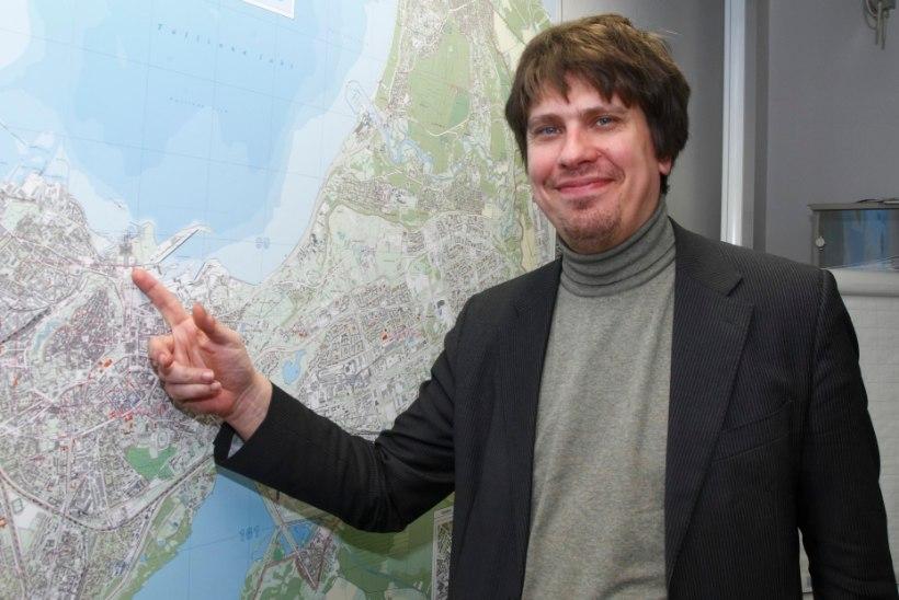 Inimeste ja autode hulk kasvab kiiremini, kui Tallinn teedega järele jõuab