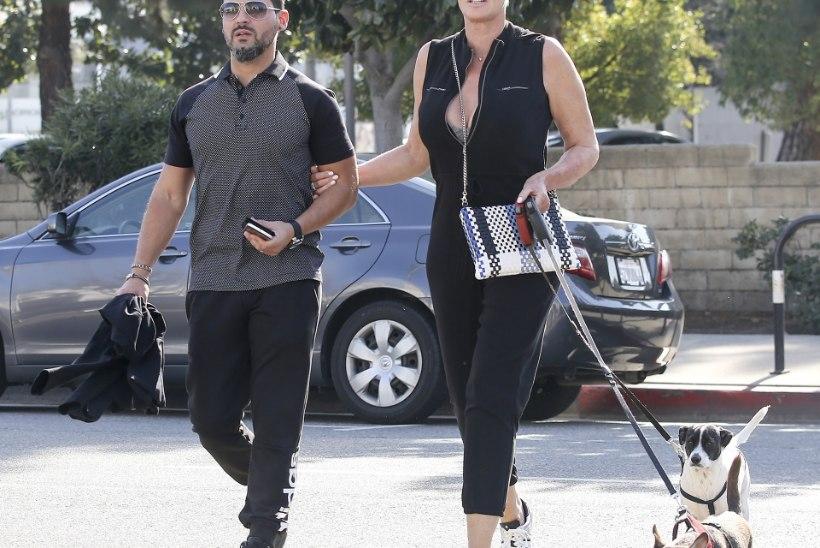 54aastane Hollywoodi amatsoon Brigitte Nielsen sünnitas tütre!