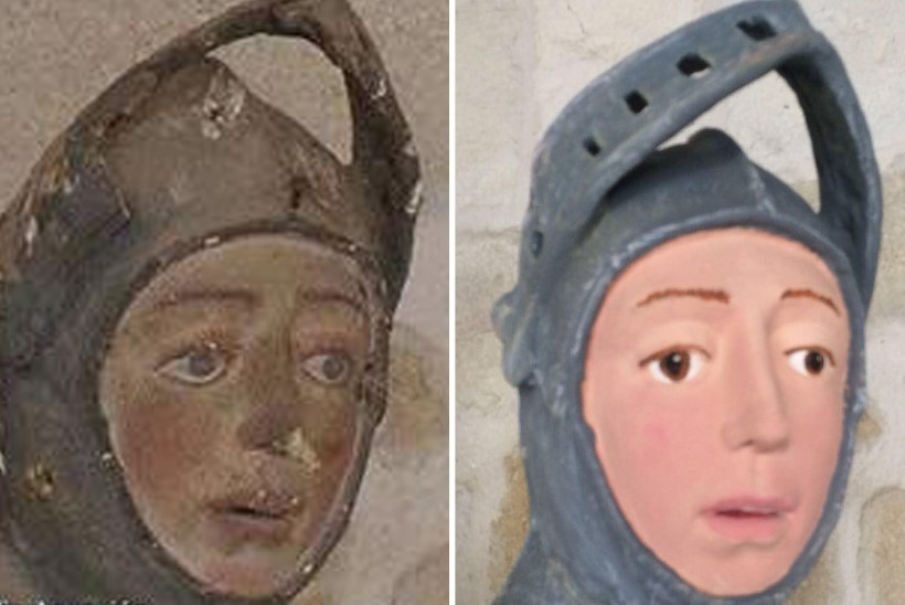 HIRNU HERNEKS: juba teine Hispaania kirik langes liiga agara restauraatori ohvriks