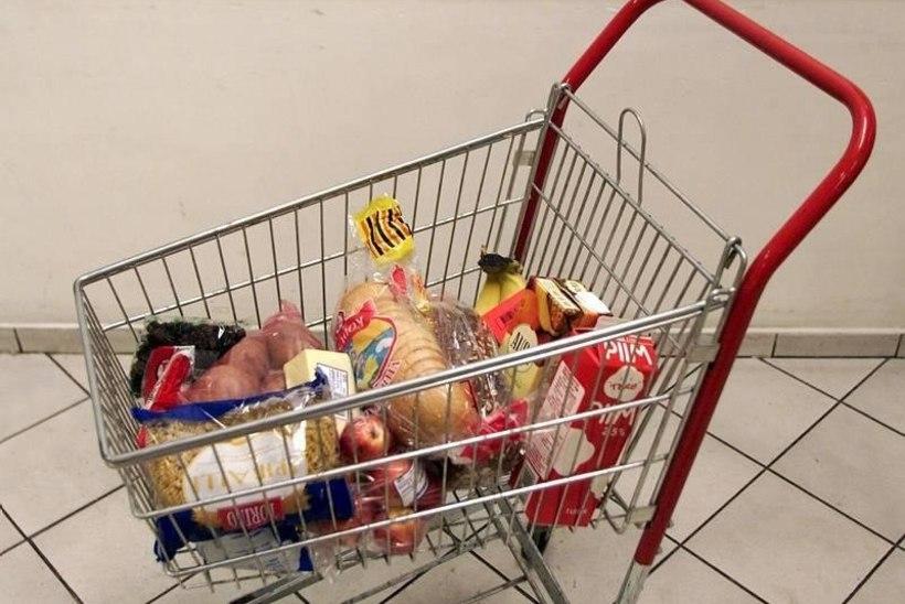 Eesti riik haarab toidukorvist suure tüki
