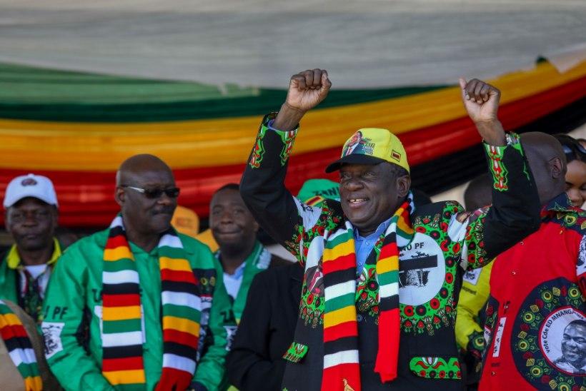 VIDEO | Zimbabwe presidendile korraldati pommirünnak