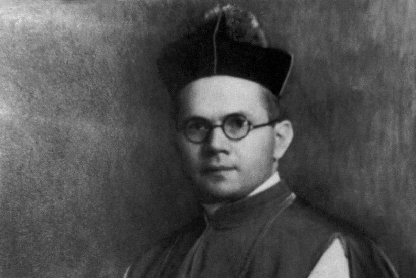 Kas Eesti saab endale esimese katoliikliku pühaku?