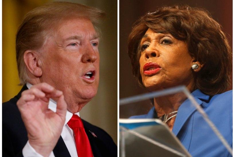 Trump käskis demokraadist kongresmenil ettevaatlik olla