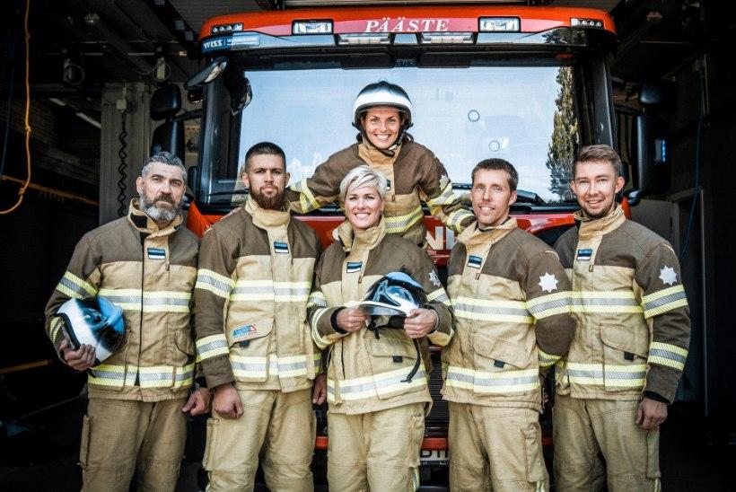 ÕL VIDEO JA FOTOD | Vaata, kuidas valmistuvad päästjad suurvõistlusteks