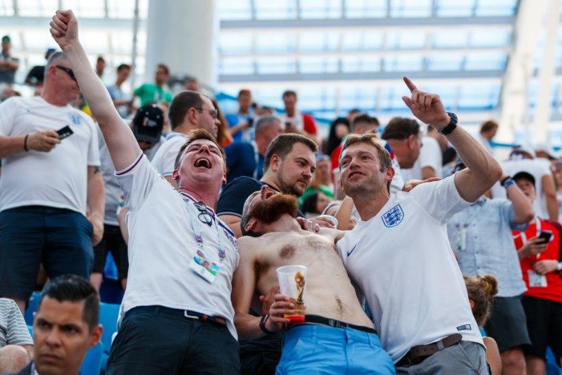 ÕL MOSKVAS | FOTOD | Tätoveeritud lihamägi, Lenin ja päris Venemaa ehk MM läbi kaamerasilma