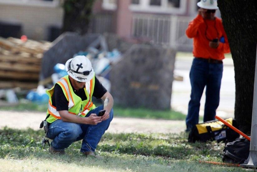 FOTOD | Texases asuvas haiglas toimus plahvatus