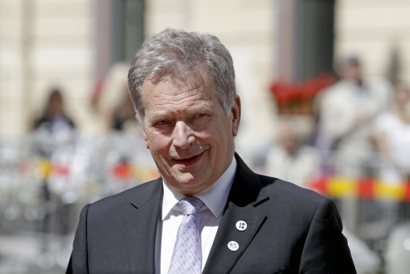LÄHEDANE PARTNER: Soome president osaleb NATO tippkohtumisel