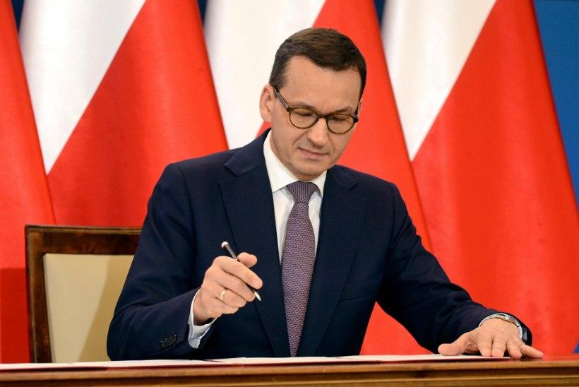 Poola muutis holokaustisüüdistuste seadust