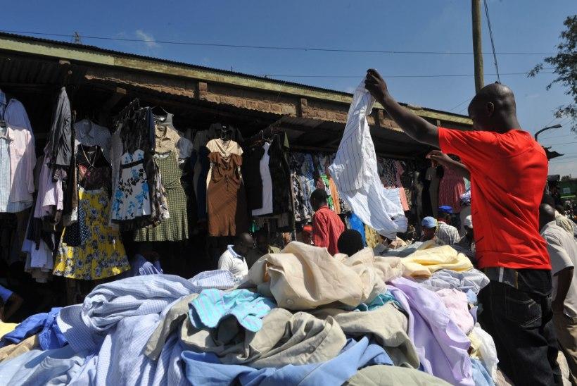 Nairobi ühel suurimal turul puhkes tulekahju, hukkus vähemalt 15 inimest