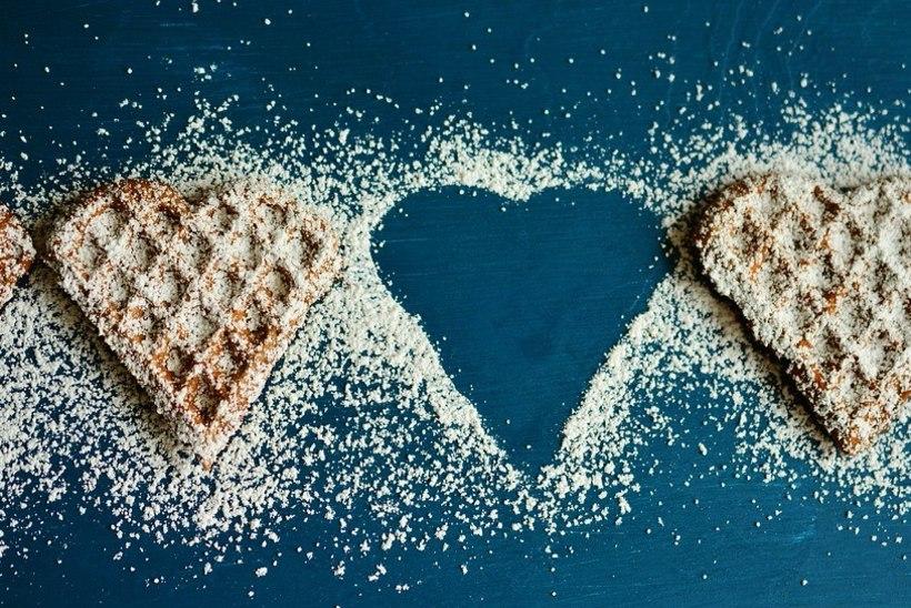 Nippe suhkruvabaks küpsetamiseks