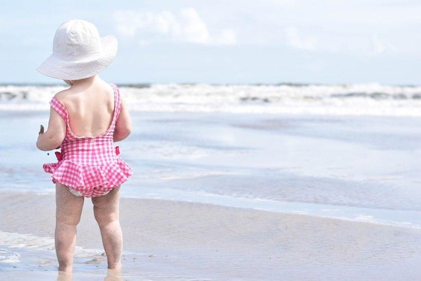 Laste päikesekaitsevahendite meelespea